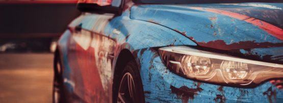 車の錆は塗装にどんな影響がある?補修は必要?