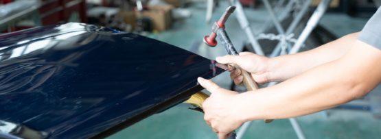 車の板金修理とはどのようなもの?